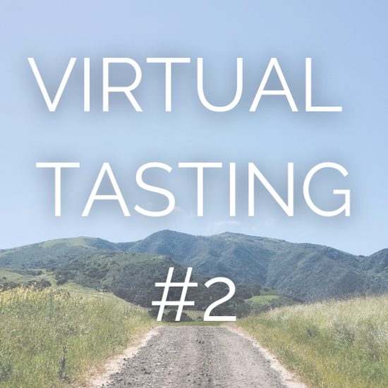Virtual Tasting #2- WINEMAKER'S SELECTION