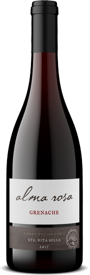 2017 Grenache, Robert William Ranch
