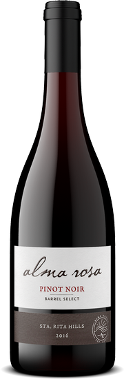 2016 Pinot Noir, Barrel Select